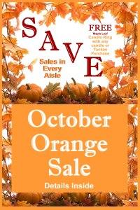 Soulutions Orange Sale