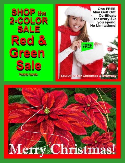 Soulutions Christmas Sale