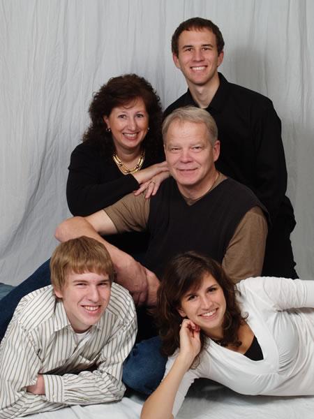 Marnie Swedberg's family