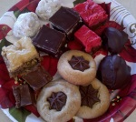 Mega Christmas Baking Day Platter